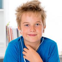 Andrzej (9 lat) o języku polskim dla obcokrajowców