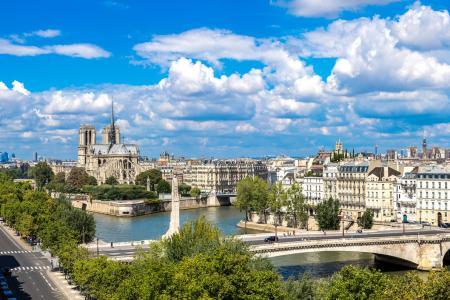 Paryż (15–17 lat)