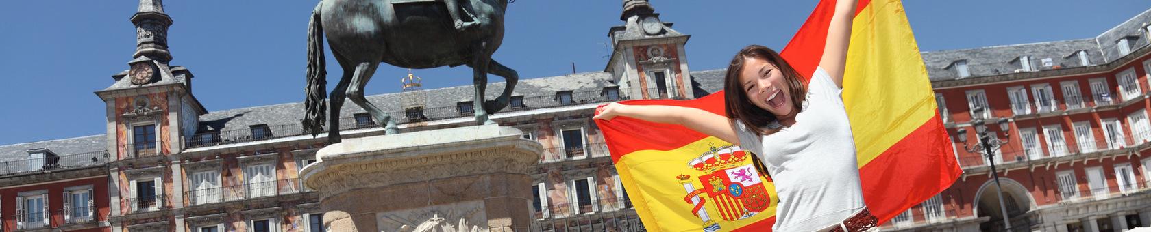 poznawanie języka hiszpańskiego w Hiszpanii - Madryt