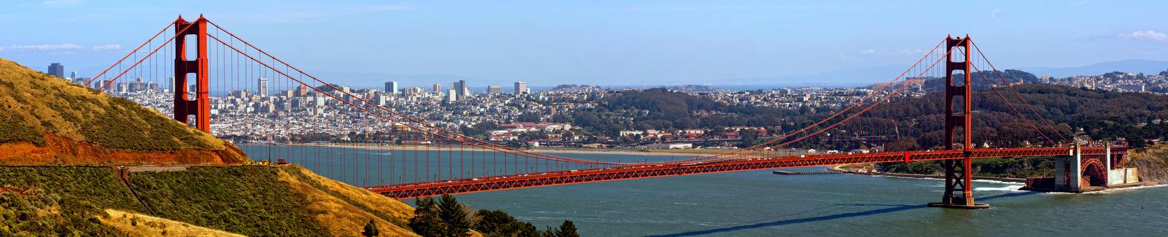 San Francisco - interesujące miasto do poznawania języka angielskiego
