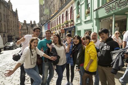 Edynburg (12–17 lat)